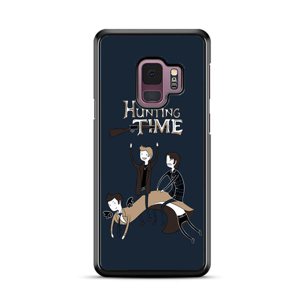 Adventure Time Meme Hunting Time Samsung Galaxy S9 Case