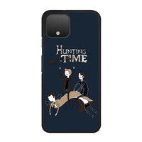 Adventure Time Meme Hunting Time Google Pixel 4 XL Case