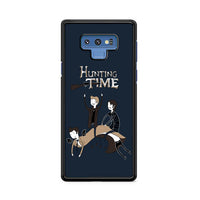 Adventure Time Meme Hunting Time Samsung Galaxy Note 9 Case
