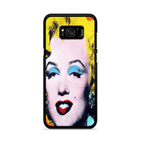 Andy Warhol Beatiful Monroe Samsung Galaxy S8 Case
