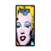 Andy Warhol Beatiful Monroe Samsung Galaxy Note 9 Case