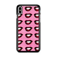 Andy Warhol Lips iPhone XS Case