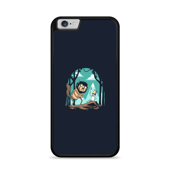 Adventure Time Primitive Cave iPhone 6|6S Case