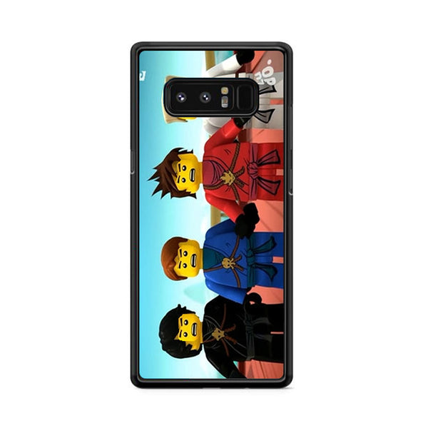 Ninja Go Lego Face Swap Samsung Galaxy Note 8 Case