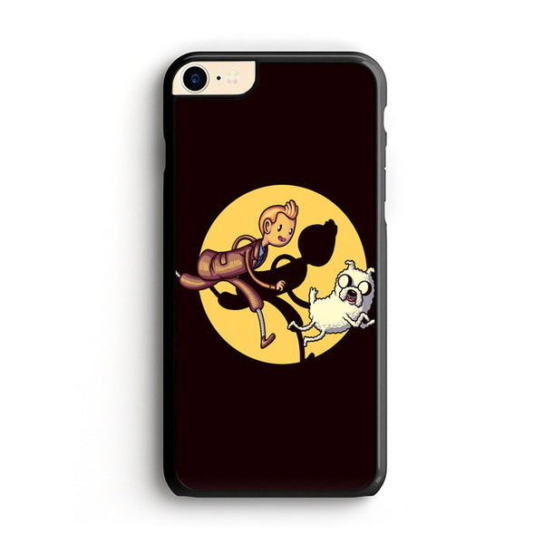 Adventure Time Tintin iPhone 8 Case
