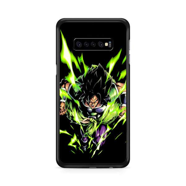 Brolly Dragonball Super Samsung Galaxy S10 Plus Case