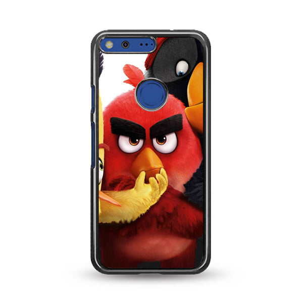 Angry Birds Red Chubby Cute Google Pixel Case