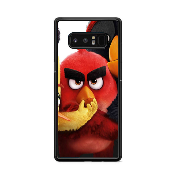 Angry Birds Red Chubby Cute Samsung Galaxy Note 8 Case