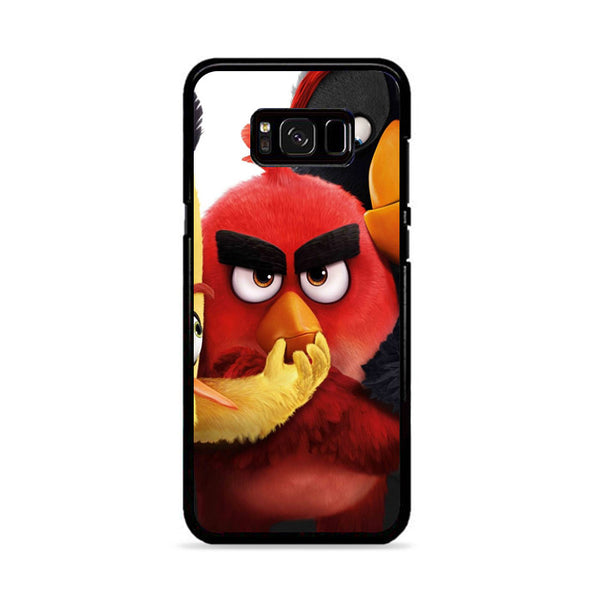 Angry Birds Red Chubby Cute Samsung Galaxy S8 Plus Case