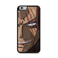 Akagami Shanks Onepiece Face iPhone 6|6S Case