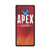 Apex Legends Logo Background Samsung Galaxy Note 9 Case