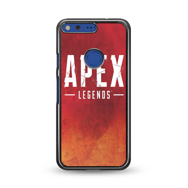 Apex Legends Logo Background Google Pixel Case