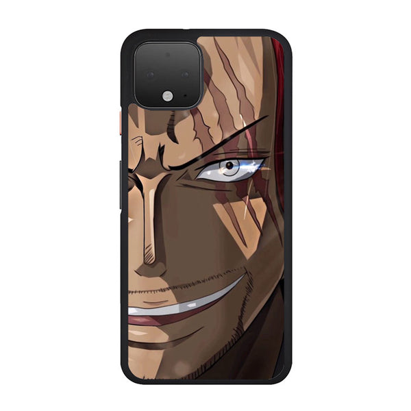 Akagami Shanks Onepiece Face Google Pixel 4 Case