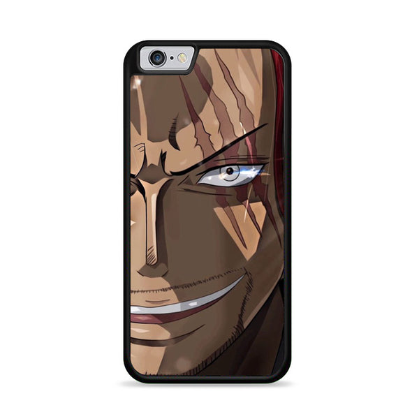 Akagami Shanks Onepiece Face iPhone 6 Plus|6S Plus Case