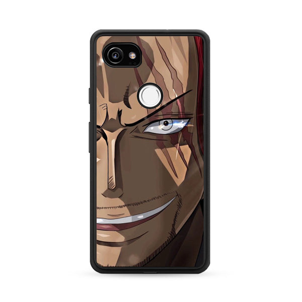 Akagami Shanks Onepiece Face Google Pixel 2 XL Case