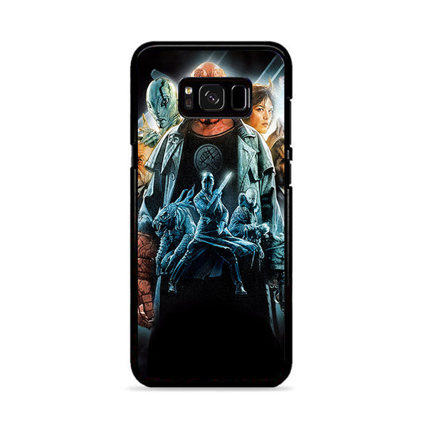 hellboy killer mosnter Samsung Galaxy S8 Case