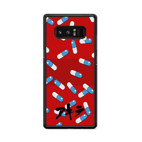 Akira Capsule Drugs Samsung Galaxy Note 8 Case