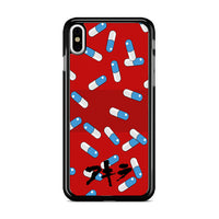 Akira Capsule Drugs iPhone X Case