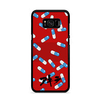 Akira Capsule Drugs Samsung Galaxy S8 Plus Case