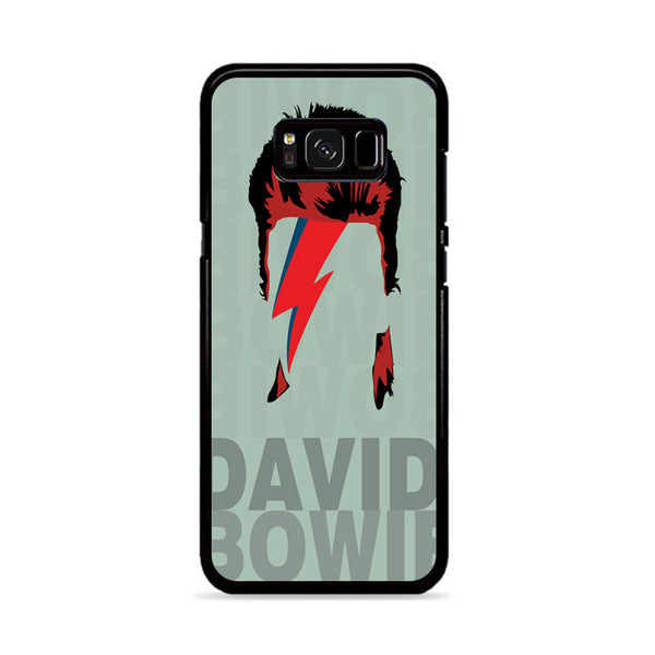 David Bowie Tribute To King Samsung Galaxy S8 Plus Case