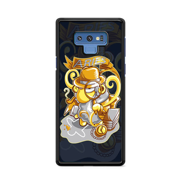 Aries Zodiac Samsung Galaxy Note 9 Case