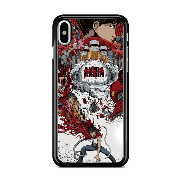 Akira End Of World Neo Tokyo iPhone X Case
