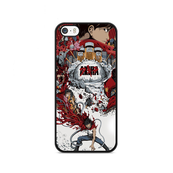 Akira End Of World Neo Tokyo iPhone 5|5S|SE Case