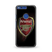 Arsenal Fc With Flash Light Google Pixel XL Case