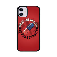 Akira Good For Health Bad Education iPhone 11 Case