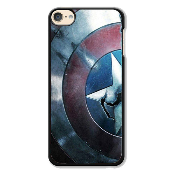 Captain America Armour Heroes iPod 6 Case
