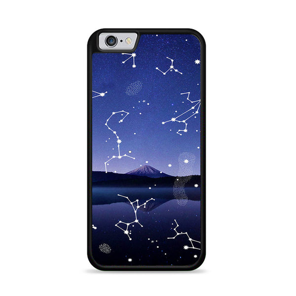 Astronomy Star Gazing X Mountain Lake iPhone 6|6S Case