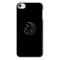 Cat And Moon Sailormoon Light Color iPod 6 Case