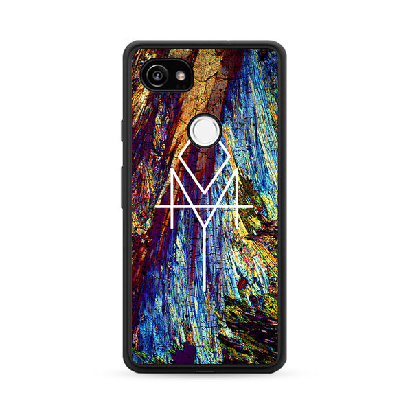 Bohemian Rusted Wood Google Pixel 2 XL Case