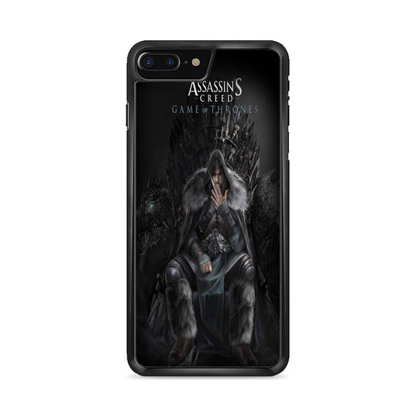 Assassins Creed Game Of Throne_ iPhone 8 Plus Case
