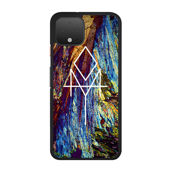 Bohemian Rusted Wood Google Pixel 4 XL Case