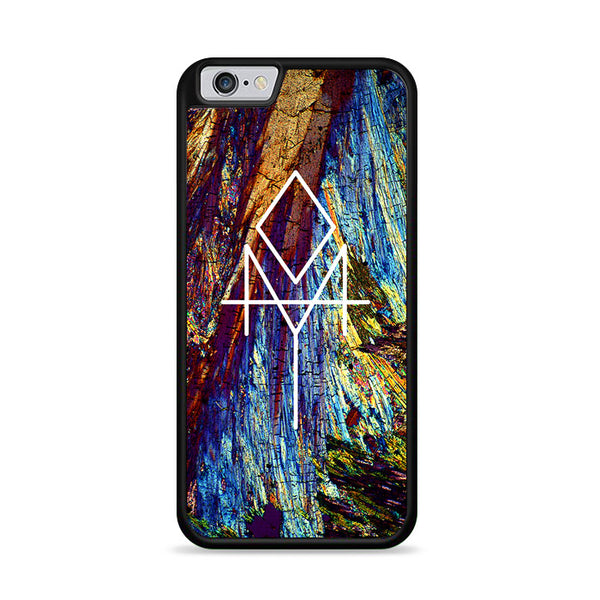 Bohemian Rusted Wood iPhone 6 Plus|6S Plus Case