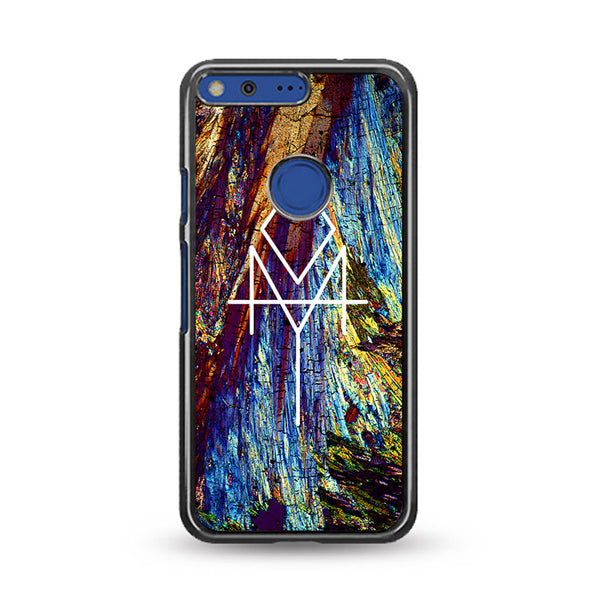 Bohemian Rusted Wood Google Pixel XL Case