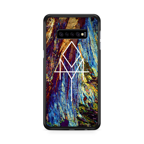 Bohemian Rusted Wood Samsung Galaxy S10 Plus Case