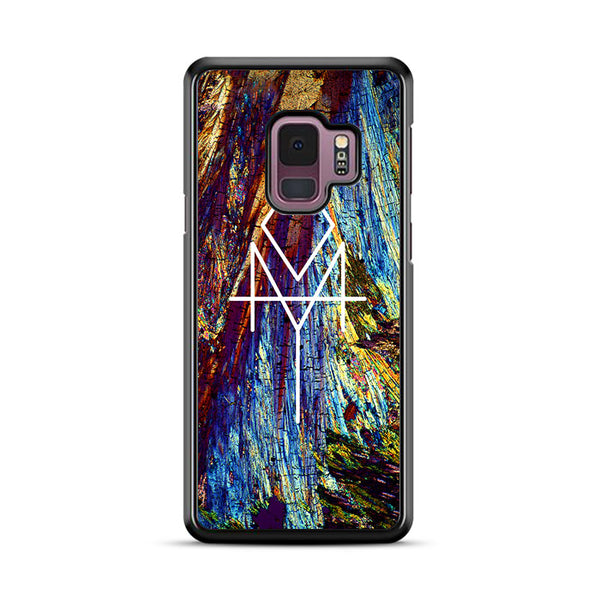 Bohemian Rusted Wood Samsung Galaxy S9 Case