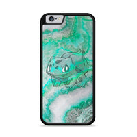 Bulbasaur Green Marble X Stone iPhone 6 Plus|6S Plus Case