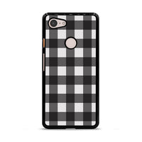 Check Me Out Checkerboard Google Pixel 3 Case