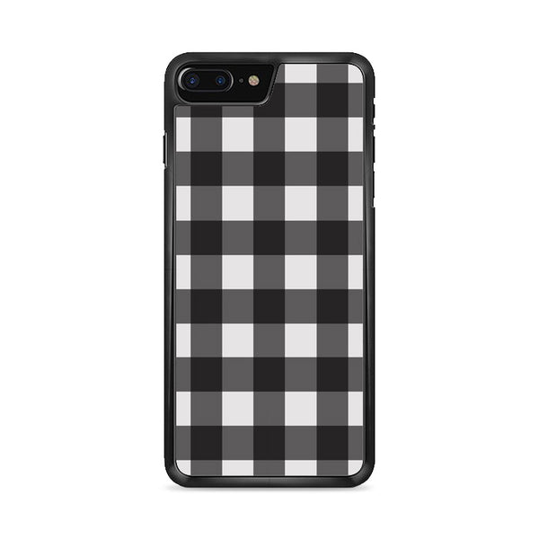 Check Me Out Checkerboard iPhone 7 Plus Case