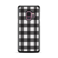 Check Me Out Checkerboard Samsung Galaxy S9 Plus Case