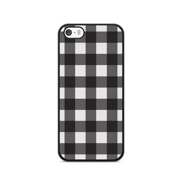 Check Me Out Checkerboard iPhone 5|5S|SE Case