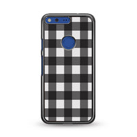 Check Me Out Checkerboard Google Pixel XL Case