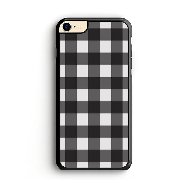 Check Me Out Checkerboard iPhone 7 Case