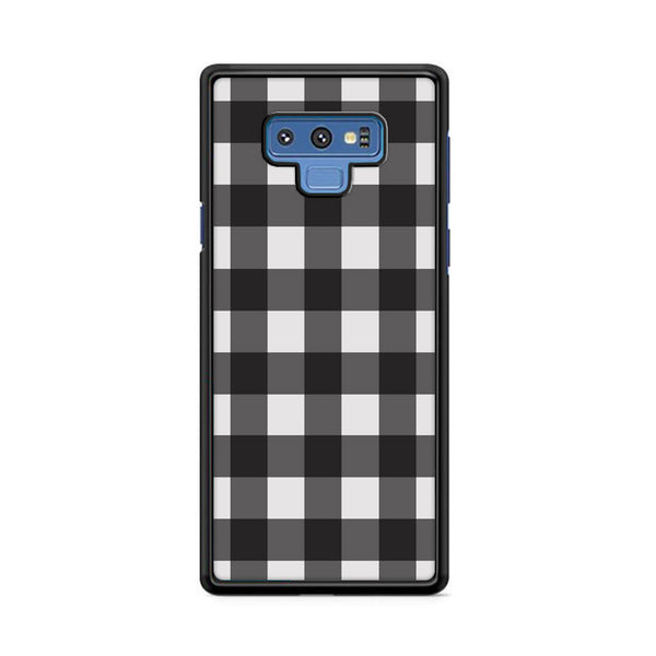 Check Me Out Checkerboard Samsung Galaxy Note 9 Case