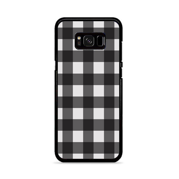 Check Me Out Checkerboard Samsung Galaxy S8 Case