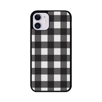 Check Me Out Checkerboard iPhone 11 Case