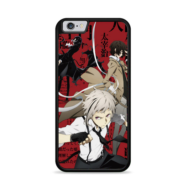 Bungou Stray Dogs Isolated Background iPhone 6|6S Case